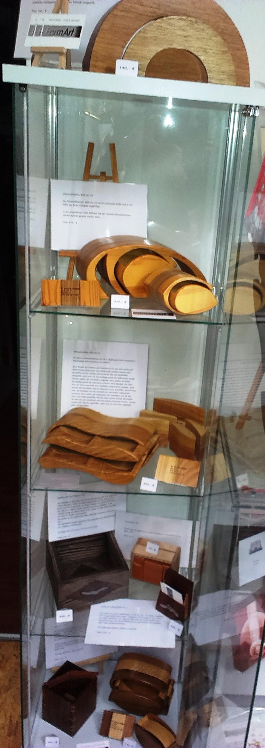 Ausstellung bei k jost kunst handwerk in offenbach for Offenbach kunst